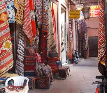 Souk Zrabi - Marrakech
