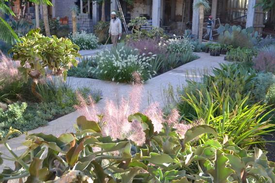 Jardin secret marrakech for Le jardin secret des hansen