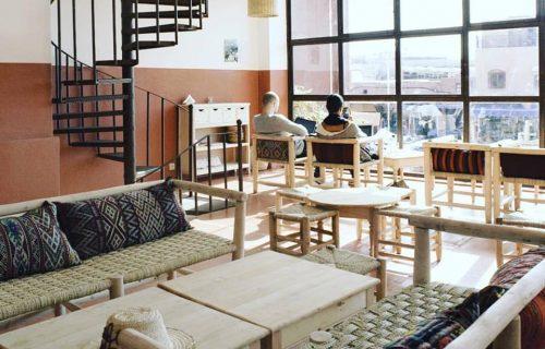 restaurant_Café des_épices_marrakech4