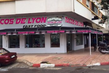 Restaurant Casablanca Lyon
