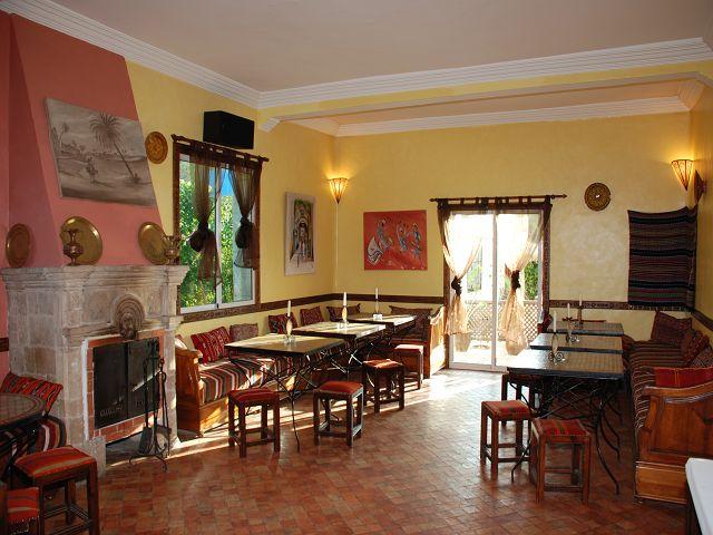 Restaurant zahra s g rill essaouira for Cuisine zahra