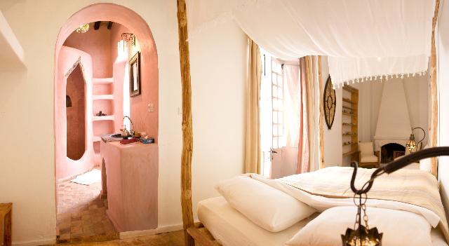 Maison d h tes riad baladin essaouira for Essaouira chambre d hote