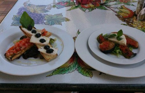 restaurant il giardino rabat19