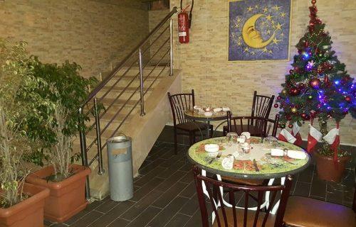 restaurant il giardino rabat8