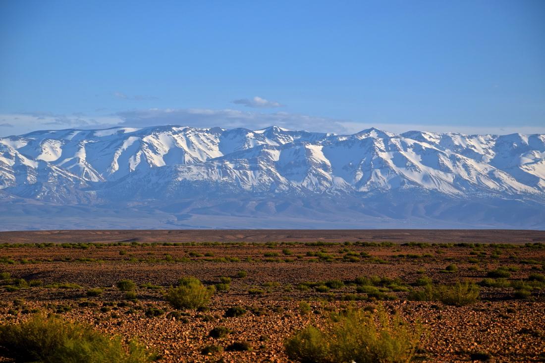 Les montagnes de l atlas marrakech for Les salons de l atlas