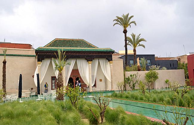 Jardin secret marrakech for Le jardin imperial marines de cogolin