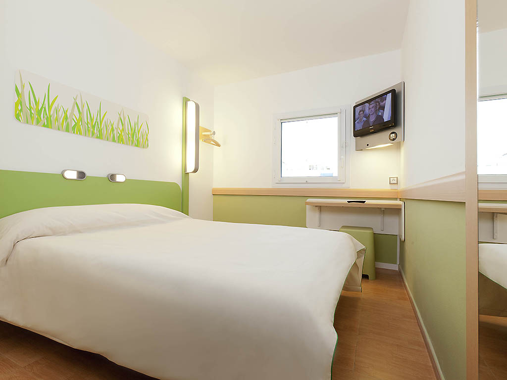 Hotel ibis budget tanger for Chambre ibis budget