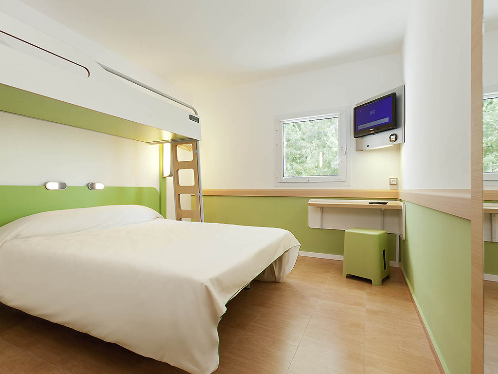 Hotel ibis budget tanger for Ibis budget douche dans la chambre