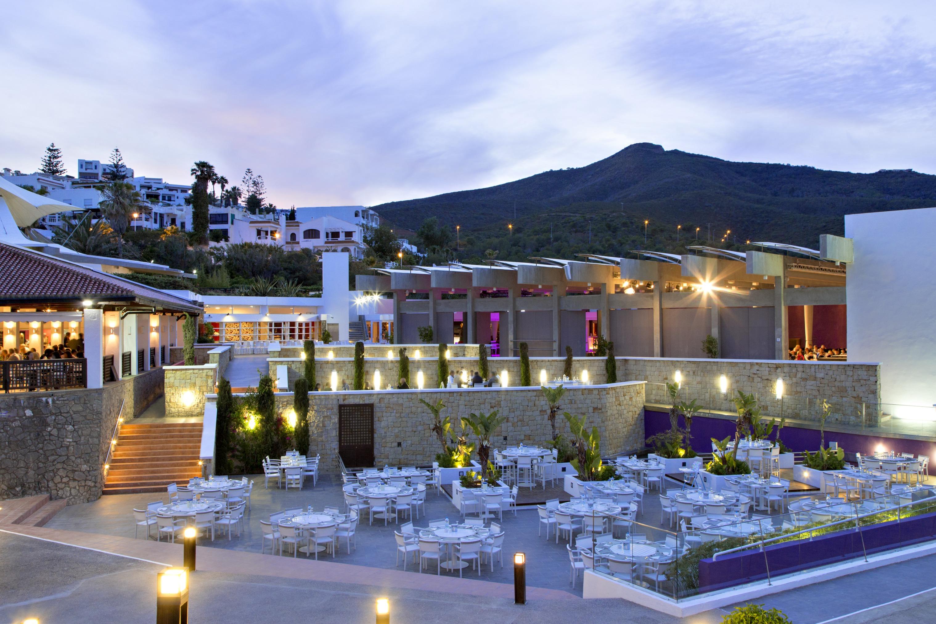 Hotel Club Rabat Maroc