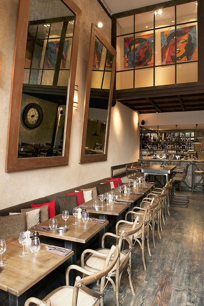 restaurant le loft marrakech. Black Bedroom Furniture Sets. Home Design Ideas
