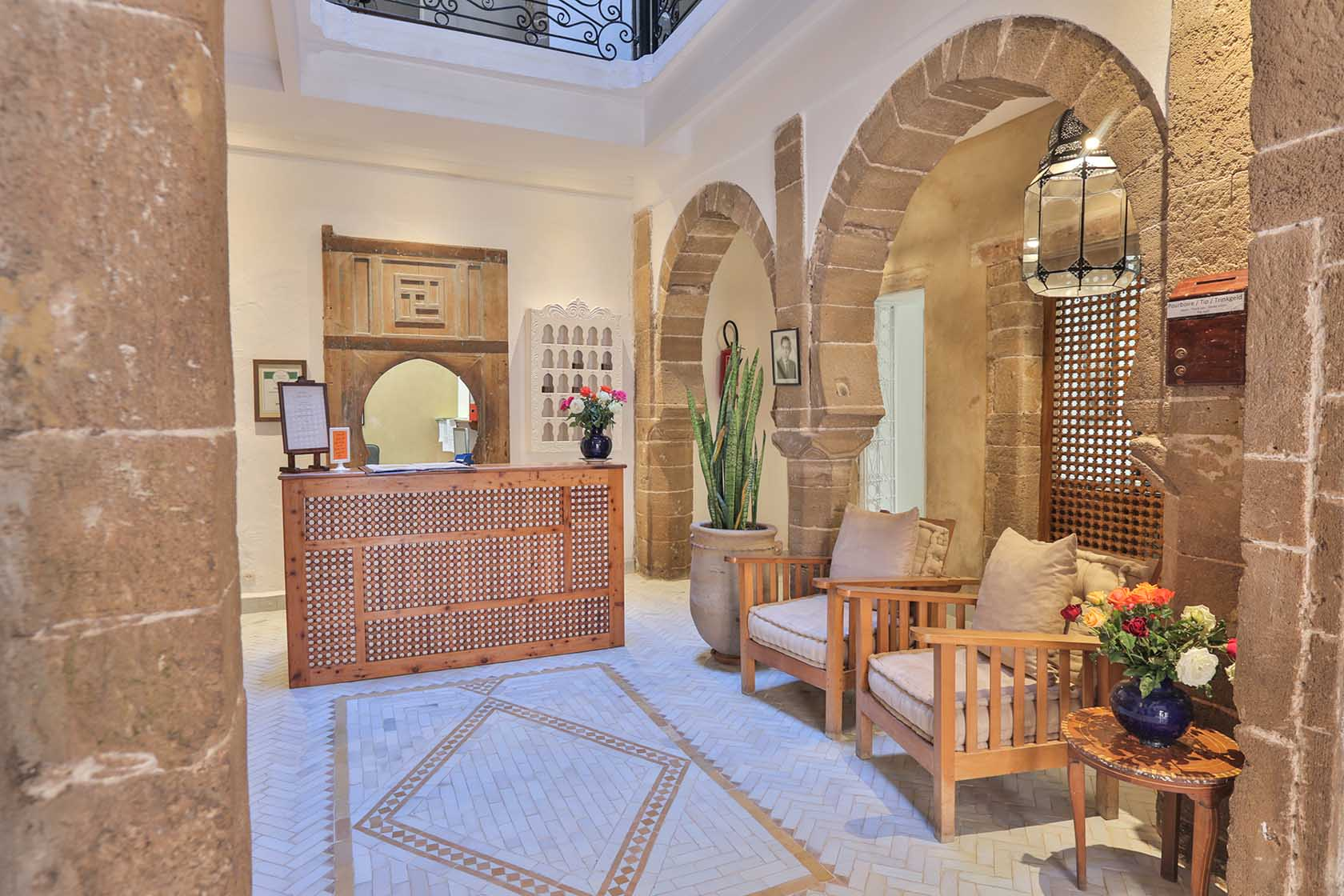 Maison d hotes villa maroc essaouira - Les jardins de villa maroc essaouira ...