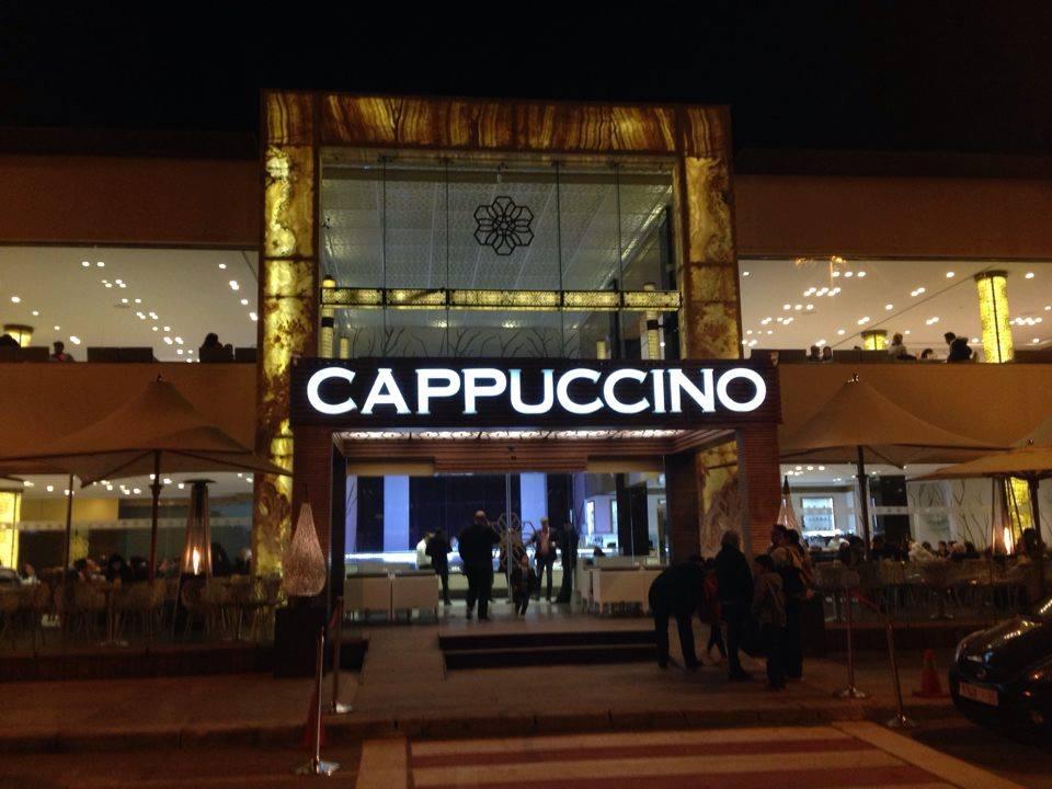 Café Cappuccino Tanger