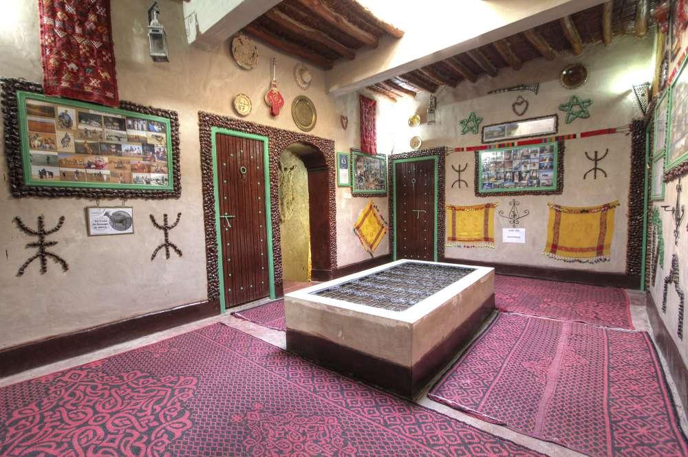 Maison d hotes kasbah la datte d or ouarzazate - Maison ouarzazate ...