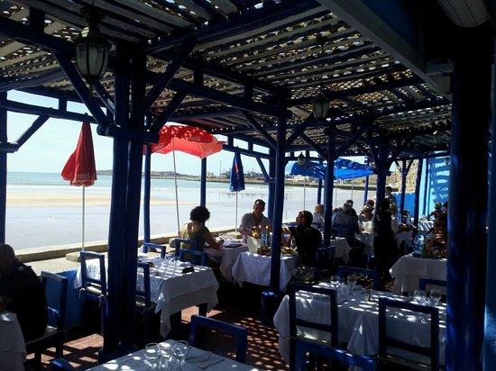 Restaurant la rencontre essaouira