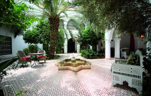 Riad Ifoulki marrakech15