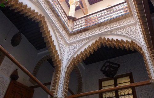 maison_dhotes_Riad_marhaba_ Rabat6