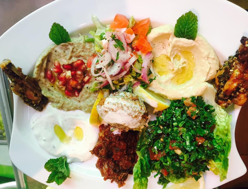 Restaurant la cuisine de mona marrakech - La cuisine de corinne ...