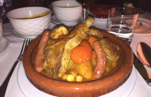 restaurant Fouquet's marrakech5
