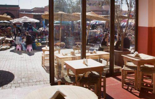 restaurant_Café des_épices_marrakech7