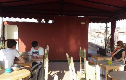 restaurant_Café_chez_ZaZa _Marrakech10